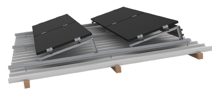Alu Triangular With Hanger Bolts Ncd Schweiz Ag