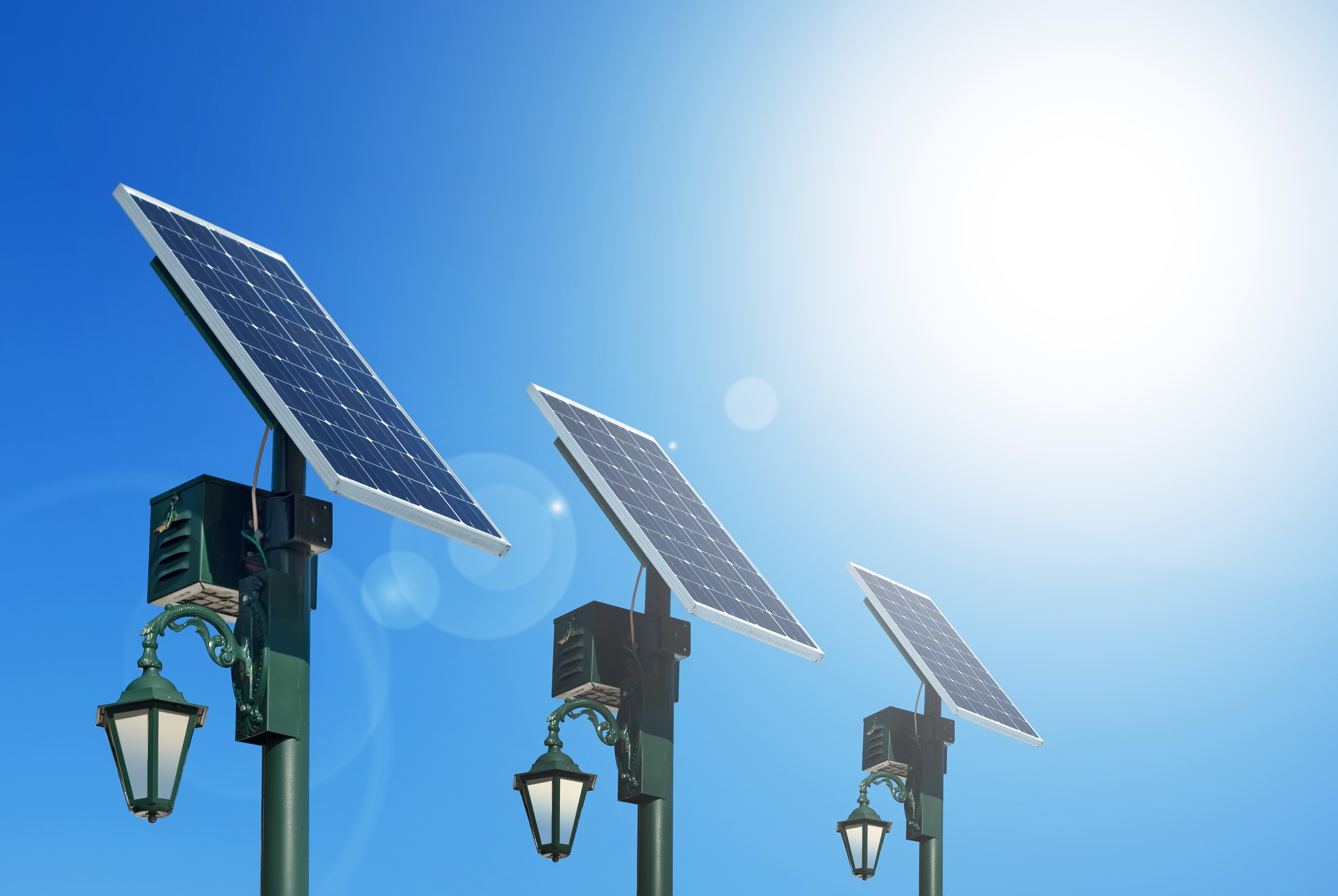 Solar Street Lights Ncd Schweiz Ag